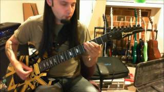 Sanctuary - Long Since Dark (rhythm guitar)