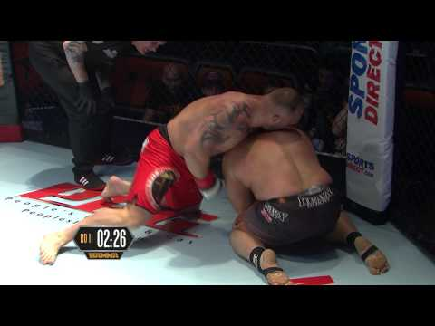 BAMMA 19: (Prelims) Karl Etherington Vs. Kamil Bazelak