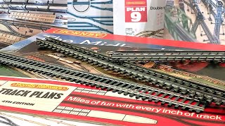 A look at my Tri-ang Hornby Layout and how it got to this point