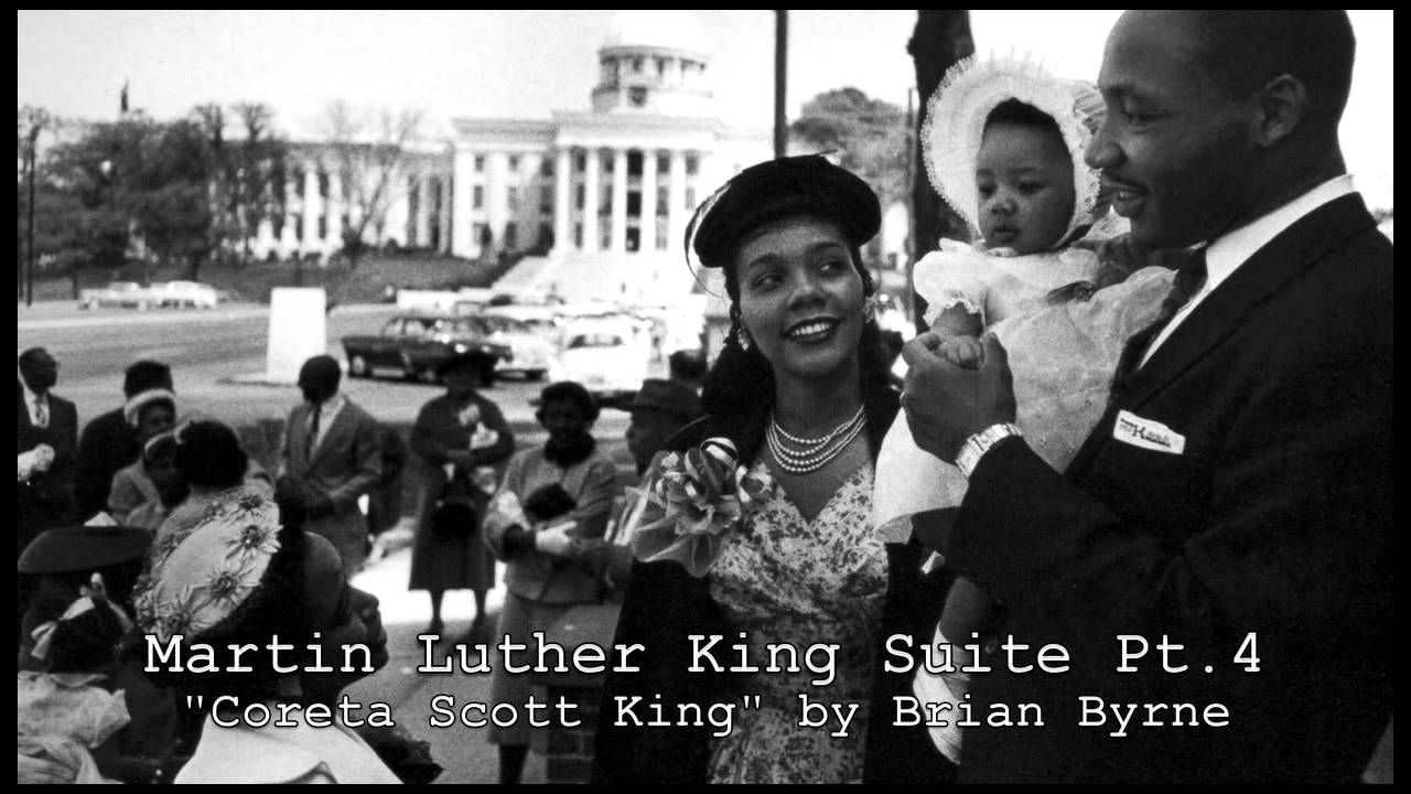 "Martin Luther King Suite Part 4 ""Coretta Scott King"""