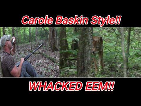 Carole Baskin Style! WHACKED EEM! Coyote Hunting S9:E30