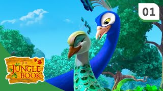 The Jungle Book ☆ Pavo the Peacock ☆ Season 2 - Episode 1 - Full Length