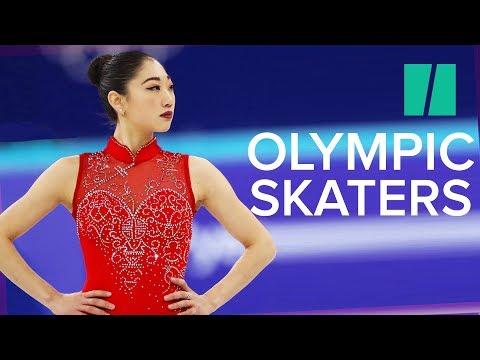 Team USA's Figure Skating Olympians