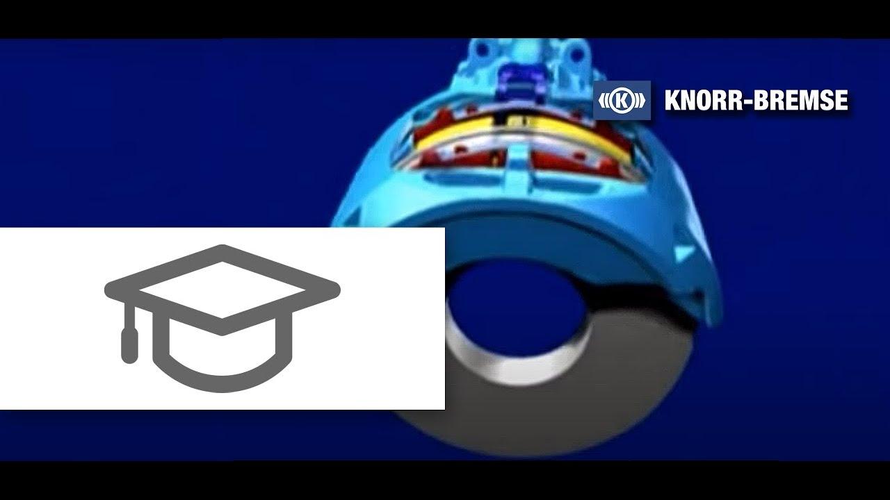 Дисковые тормоза на грузовиках, обслуживание, замена Knorr Bremse