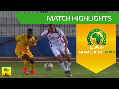 Tunisia vs Togo | Africa Cup of Nations Qualifiers 2017