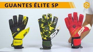 Los guantes EXCLUSIVOS de los PORTEROS SP