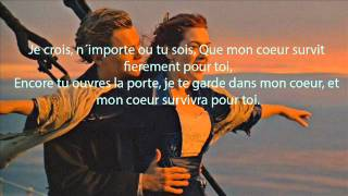 karaoke titanic frances