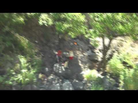 Cayapa Falls - Quirino, Ilocos Sur