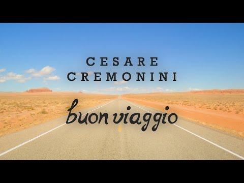 Cesare Cremonini - Buon Viaggio [Share The Love] (Testo | Lyric Video)