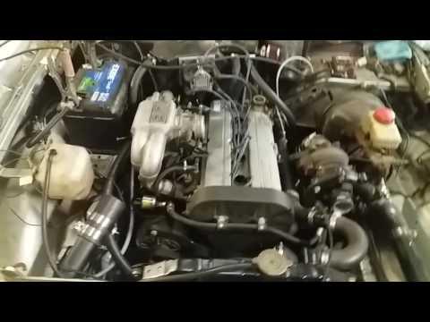 Repeat Fiesta MK II 16v Zetec Turbo Projekt by Andy