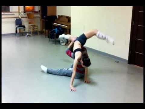 VSPAC- 2012 Competition Dance Preview (Contemporary Partnering)