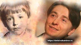 Сергей Безруков в детстве: фото и видео