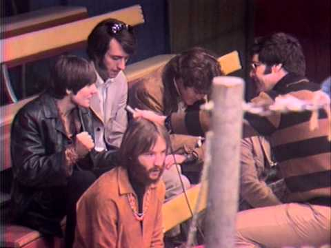 Monkees on The Hy Lit Show from 1968