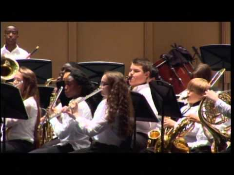 2014 Colleton County Middle School 8th Grade Band Part 2