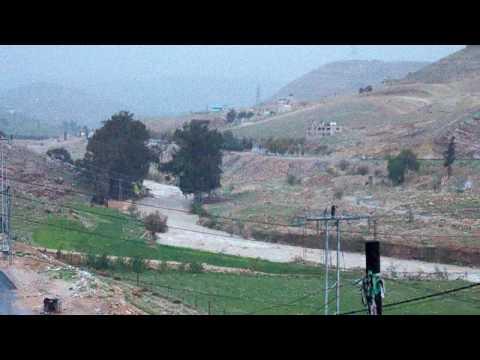 Zarqa River سيل الزرقاء