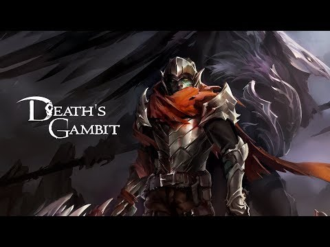 2D DARK SOULS??? DE MOST TÉNYLEG? | DEATHS GAMBIT #PC #INDIE - 08.15.