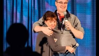 Scifi Diner Podcast interviews John Billingsley (Star Trek Enterprise) and Bonita Friedericy
