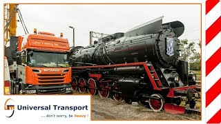 Universal Transport - A locomotive for the KKS Lech Poznan