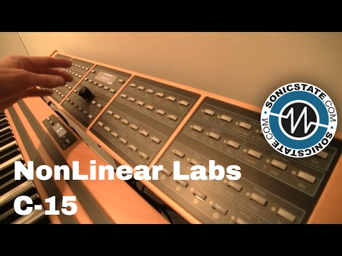 MESSE 2017: NonLinear Labs C15 €4k FM, Waveshape and Modelling Instrument