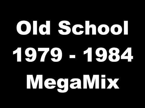 Old School 1979 - 1984 MegaMix - (DJ Paul S)