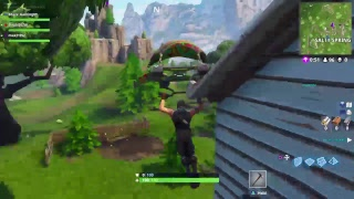 Fortnight random duo gameplay subs can join 2 if there is room