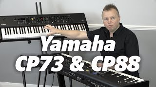 Yamaha CP88 & CP73 Ultimate UK Buyers Guide   Everything You Need To Know