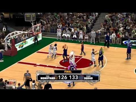 (Untelevised) Sprint NBA All Star Celebrity Games 2K14 by MkEliteWorksX