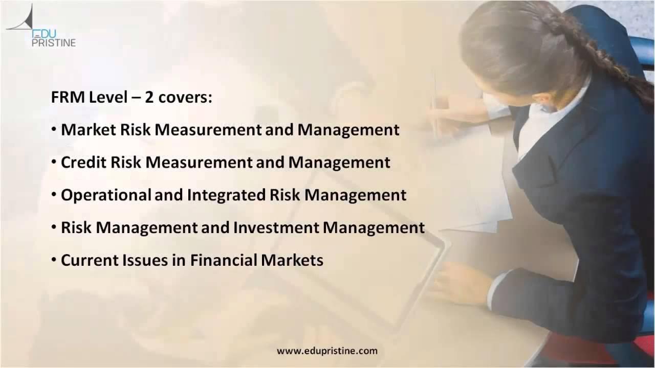 Frm Intro Frm Course Financial Risk Management Certification Online
