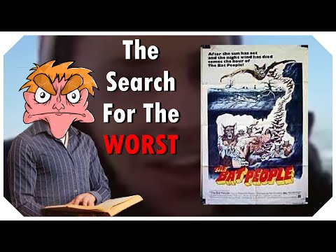 The Bat People - The Search For The Worst - IHE