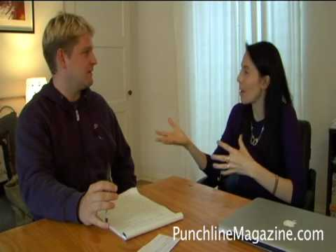 Whitney Cummings interview - Punchline Magazine