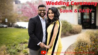 Download Subin & Daisy Wedding Ceremony