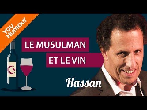 HASSAN - Le musulman et le vin