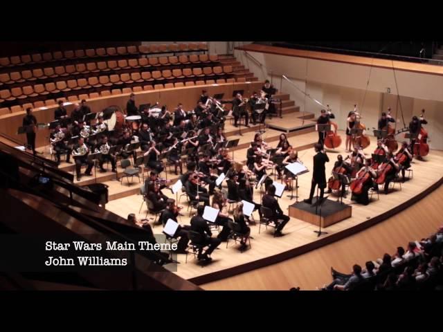 Valencia Film Orchestra - Palau de la Música Concert