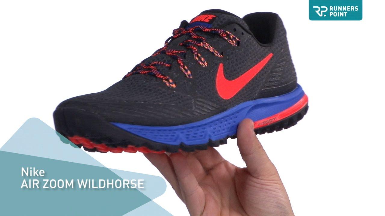 ca9dd7ada76 Nike AIR ZOOM WILDHORSE 3 - YouTube
