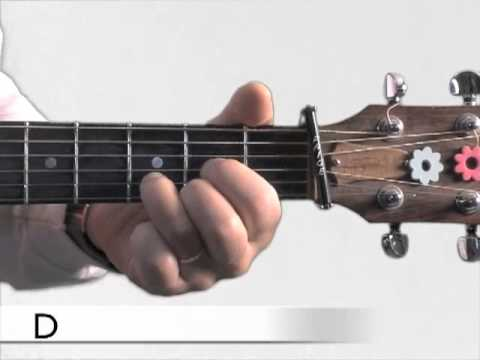 I\'ve Been Working on the Railroad - guitar lesson - YouTube