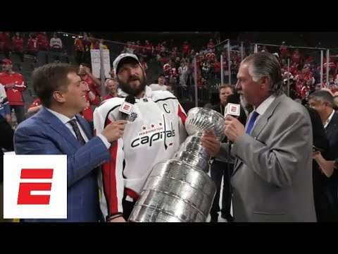 Alex Ovechkin after Capitals' Stanley Cup title: Even I didn't expect it to be this special | ESPN