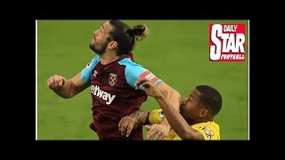 Referee should have acted after six seconds due to andy carroll elbow