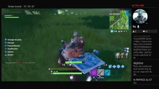 [Fortnite] finally the big cold skin of the heavy