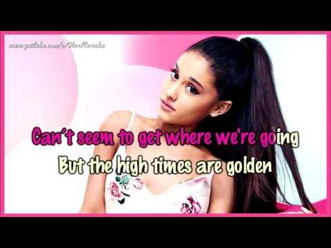 Ariana Grande - Be Alright [Karaoke/Instrumental]