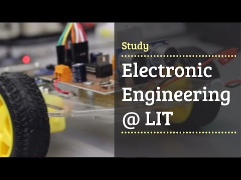 Electronic Engineering LC279  - Limerick Institute of Technology - LIT