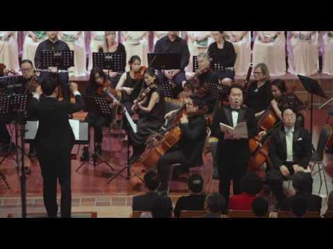 Messiah - Handel's Oratorio in Korean 2015 - Part 1