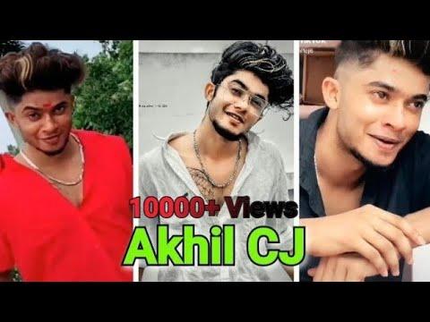 Akhil Cj viral Tiktok videos /handsome Boy /Kerala/comedy/funny/trending/hot girls/cute girls/Dude