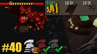 My CERBERUS LUCK is INSANE! (Maxing Every Ironman Mode #40)