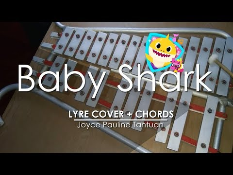 Baby Shark - Lyre Cover with Intro (Full Version)