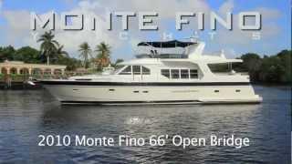 Monte Fino 66&#39 Open Bridge