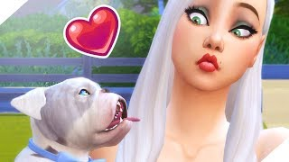 HORRIBLE MOTHER  | The Sims 4 :  CATS AND DOGS  #1