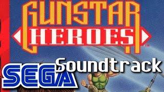 [SEGA Genesis Music] Gunstar Heroes - Full Original Soundtrack OST