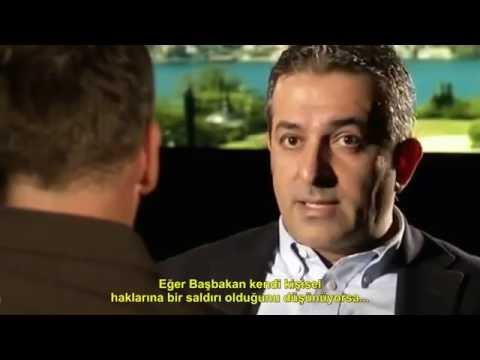 Al Jazeera grills Erdogan's press adviser over Mahir Zeynalov's deportation