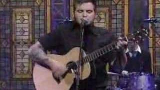 Dustin Kensrue - I Knew You Before (Letterman)