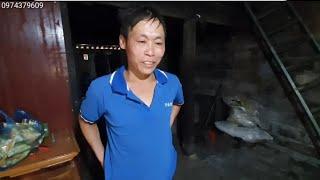 Mí Hải Trao Quà Của Anh Nguyễn Hoàng Cho Anh Lử 1 Mình Nuôi 6 Đứa Con